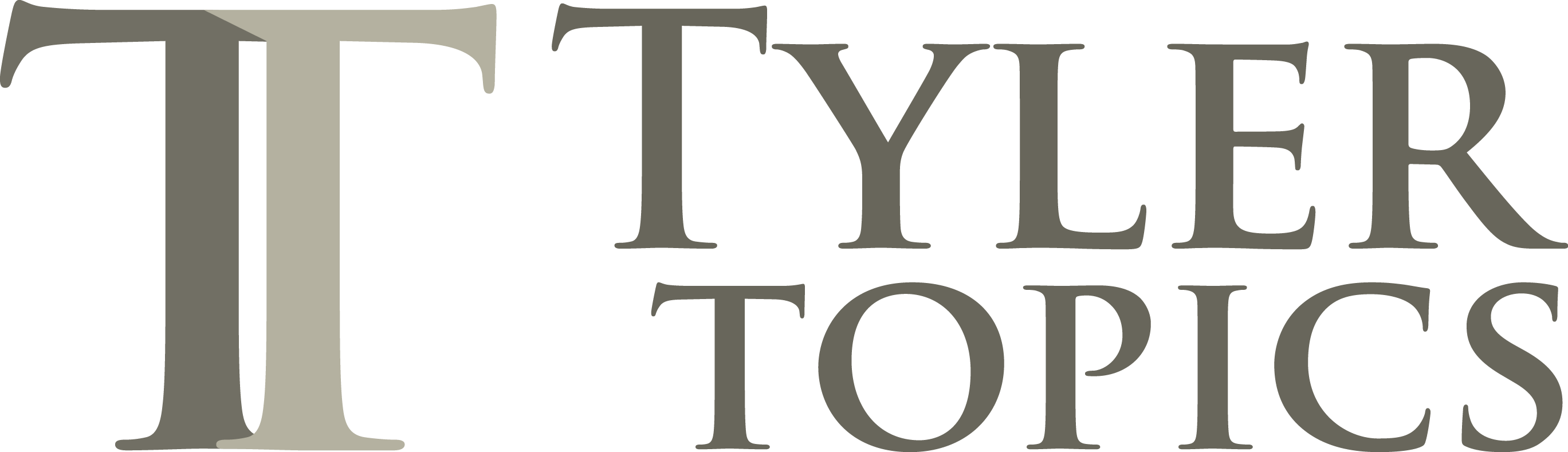Tyler Topics