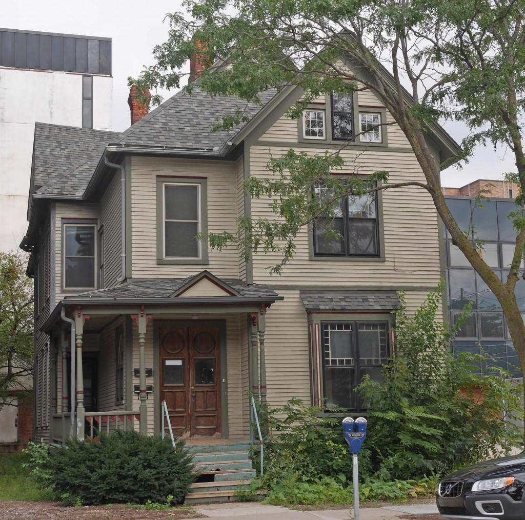 Arthur Miller House